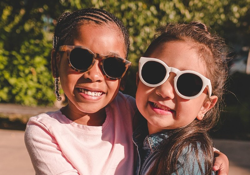 Real Shades Kid's Sunglasses: Stylish Protection for Your Child