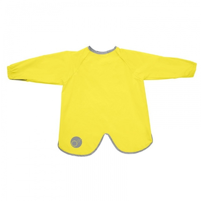 b.box Lemon Sherbet Yellow Large Smock Bib