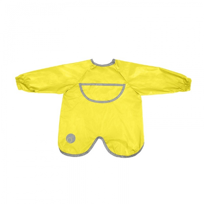 b.box Lemon Sherbet Yellow Smock Bib