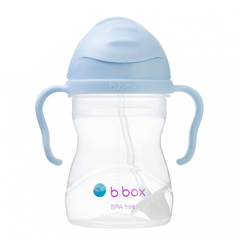 b.box Bubblegum Blue Sippy Cup
