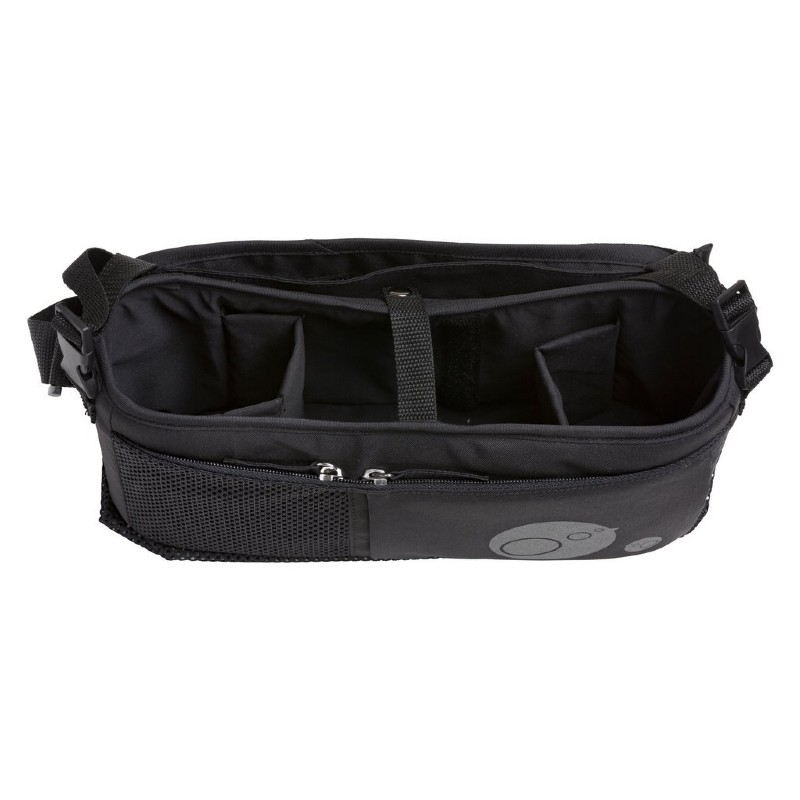 b.box Black Pushchair Organiser