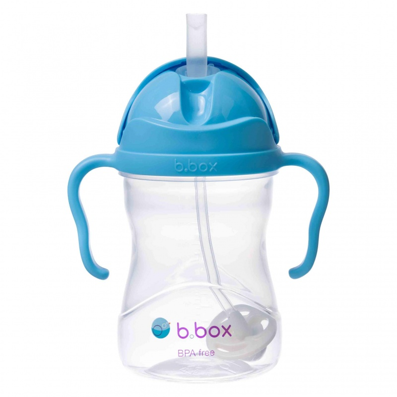 b.box Blueberry Sippy Cup