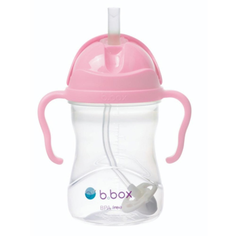 b.box Cherry Blossom Sippy Cup