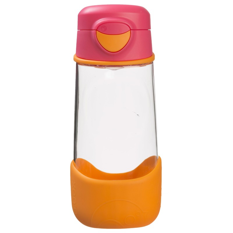 b.box Strawberry Shake Kids' Sports Bottle