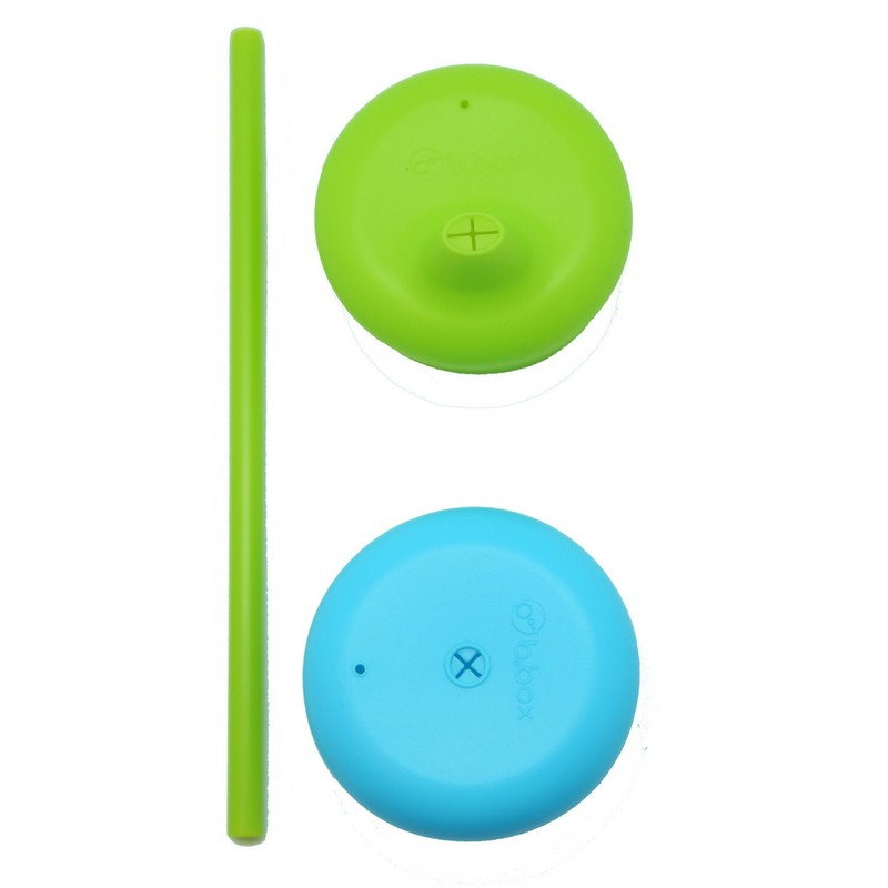 b.box Ocean Breeze Universal Silicone Lid Set