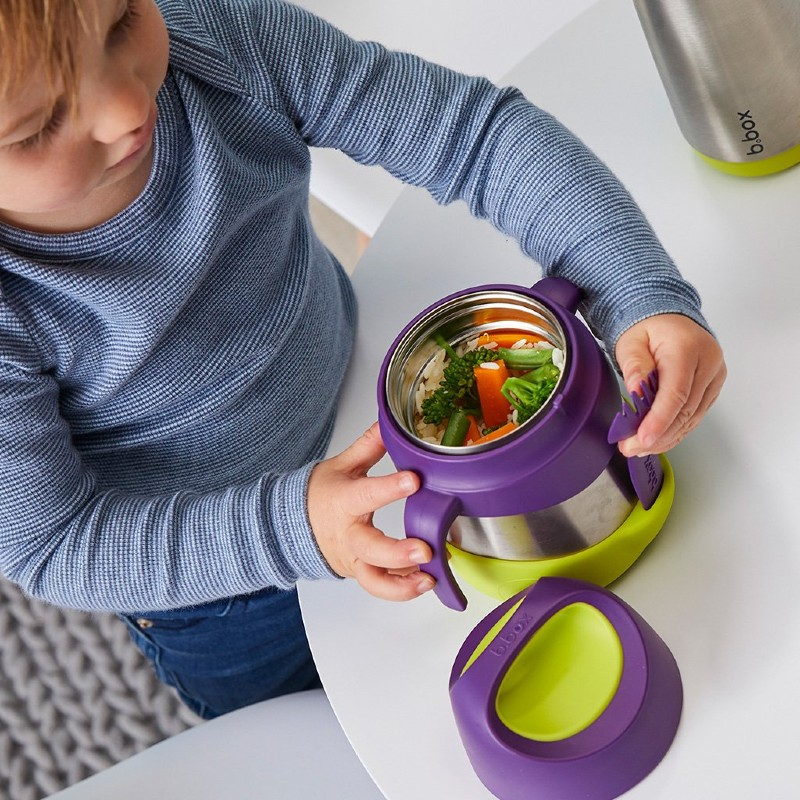 b.box Kids' Insulated Food Jar