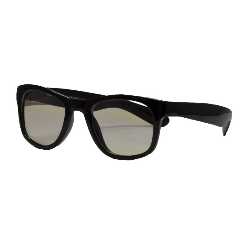 Real Shades Black Screen Glasses for Kids 4+
