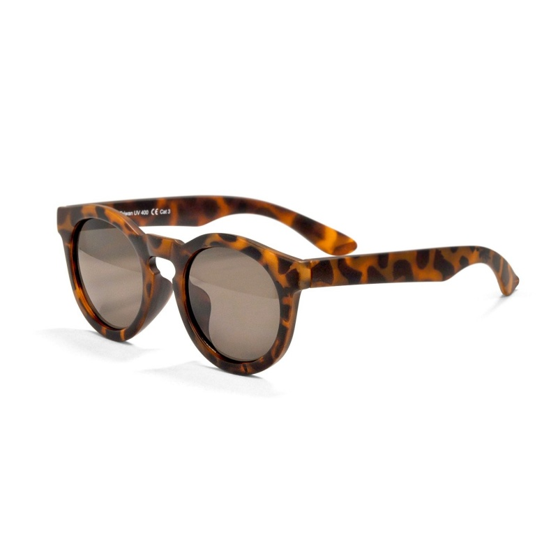 Real Shades Chill Cheetah Sunglasses for Kids 4+