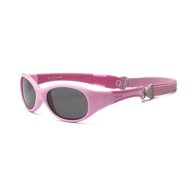 Real Shades Explorer Pink/Hot Pink Sunglasses for Toddlers