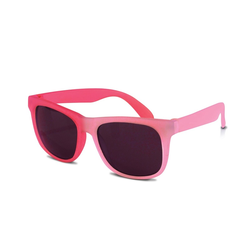 Real Shades Light Pink/Pink Switch Sunglasses for Kids 7+