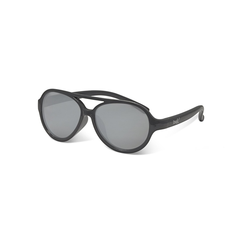 Real Shades Sky Graphite Sunglasses for Kids 7+