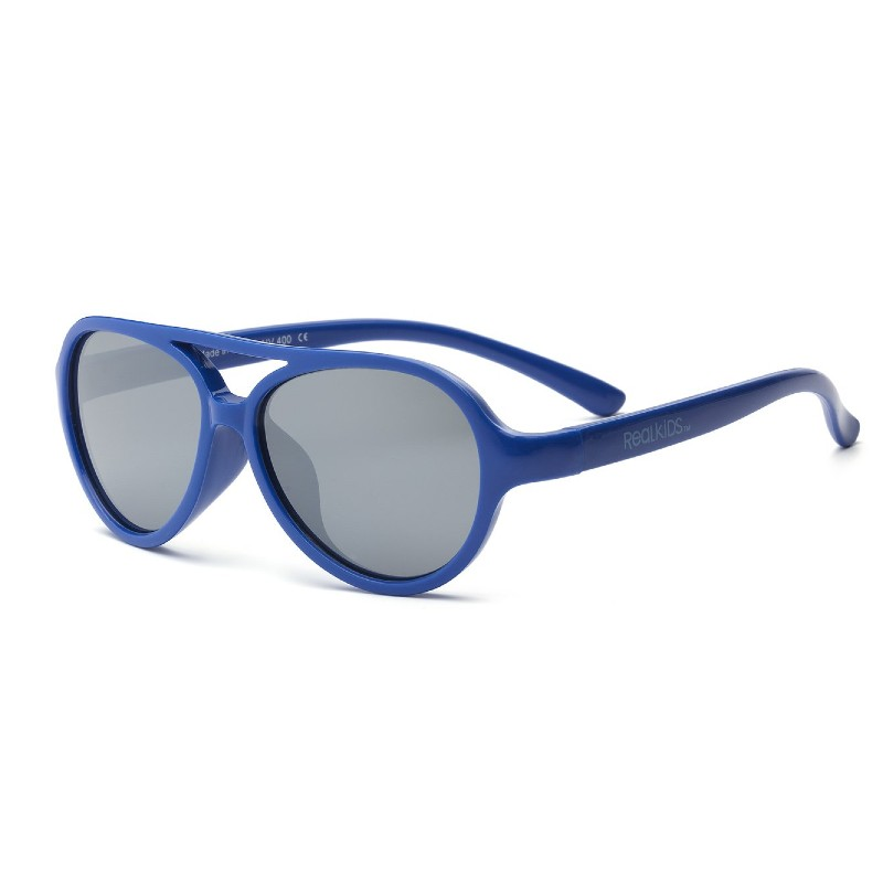 Real Shades Sky Royal Blue Sunglasses for Toddlers