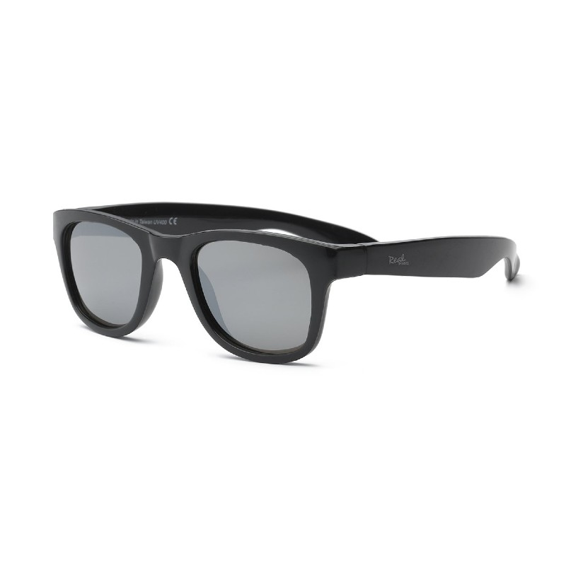 Real Shades Surf Black Sunglasses for Toddlers