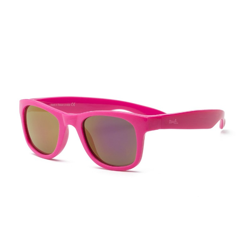 Real Shades Surf Neon Pink Sunglasses for Babies