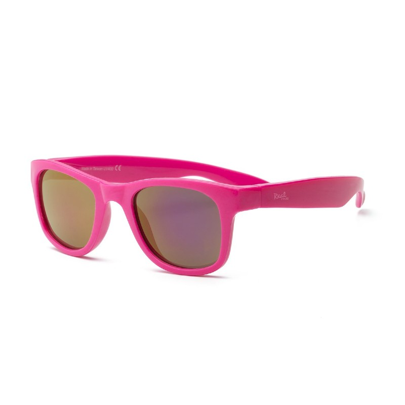 Real Shades Surf Neon Pink Sunglasses for Toddlers
