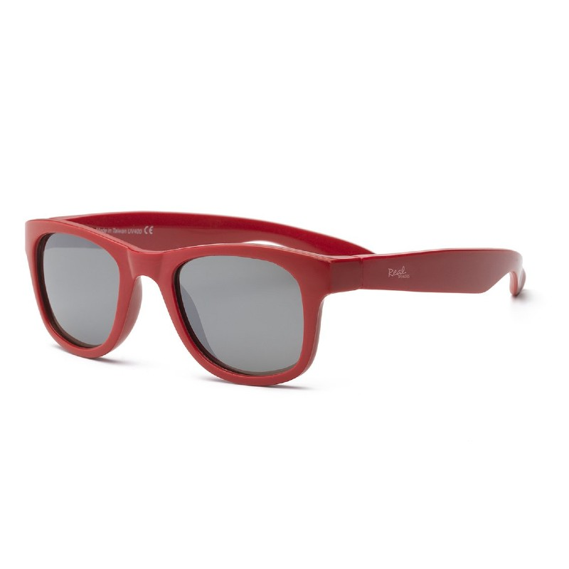 Real Shades Surf Red Sunglasses for Toddlers