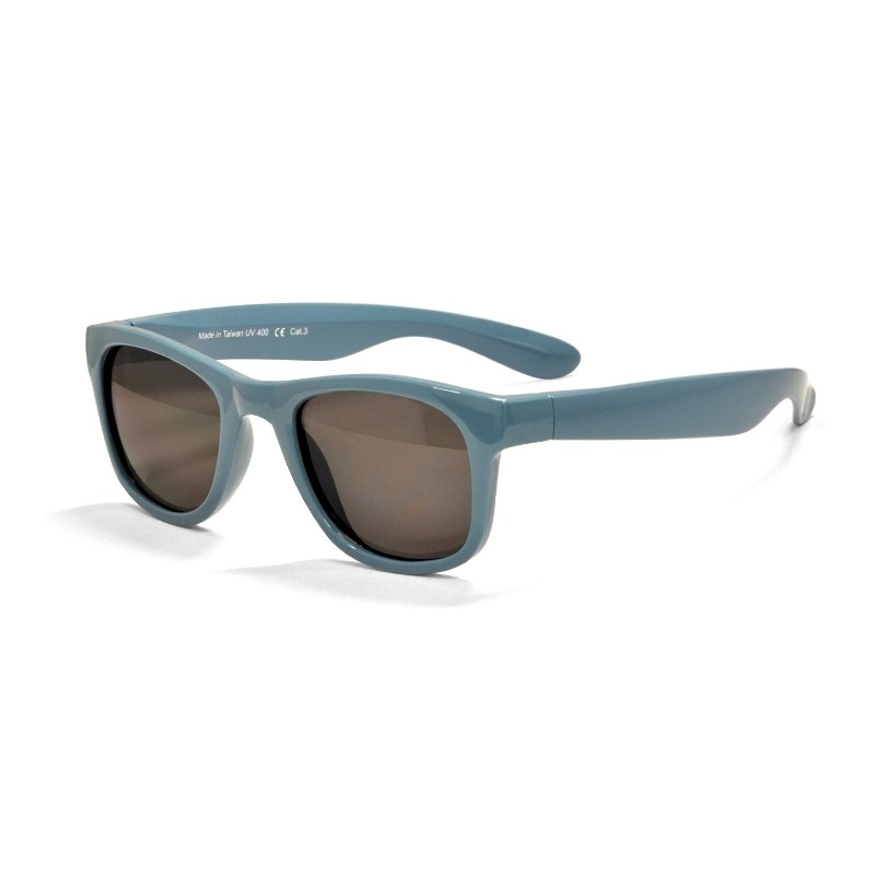 Real Shades Surf Steel Blue Sunglasses for Toddlers