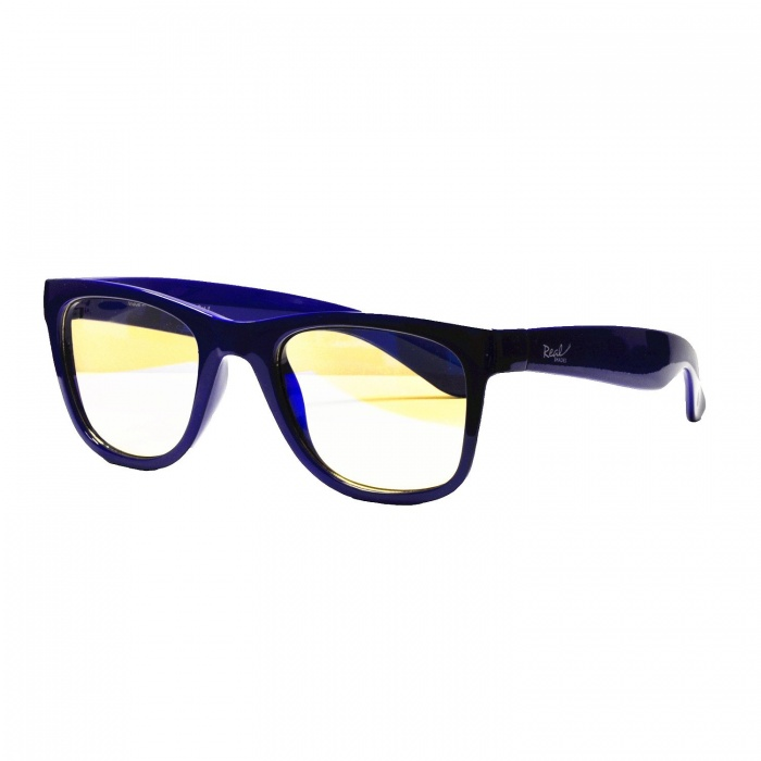 Real Shades Blue Screen Glasses for Kids 7+