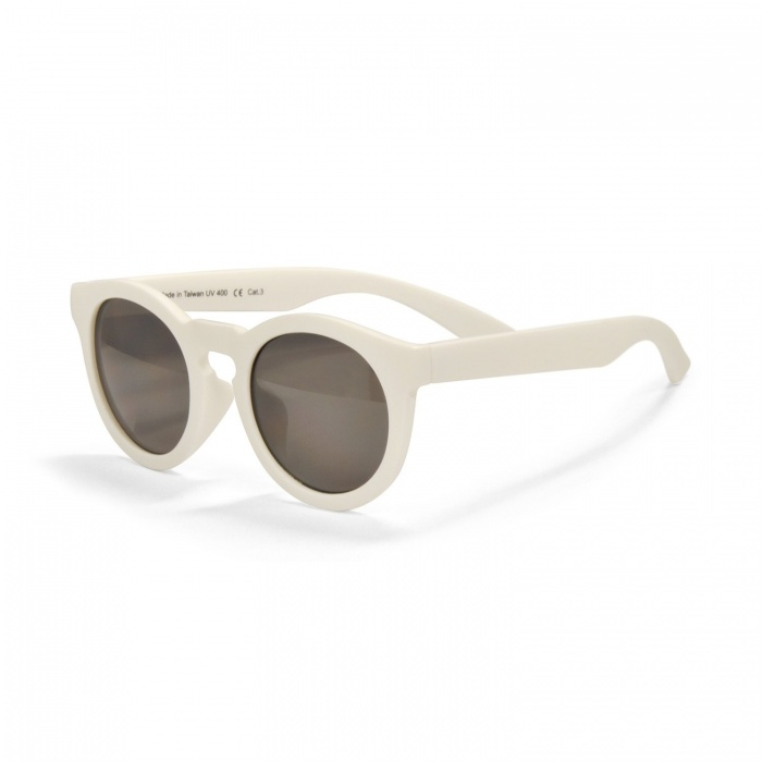 Real Shades Chill White Sunglasses for Toddlers