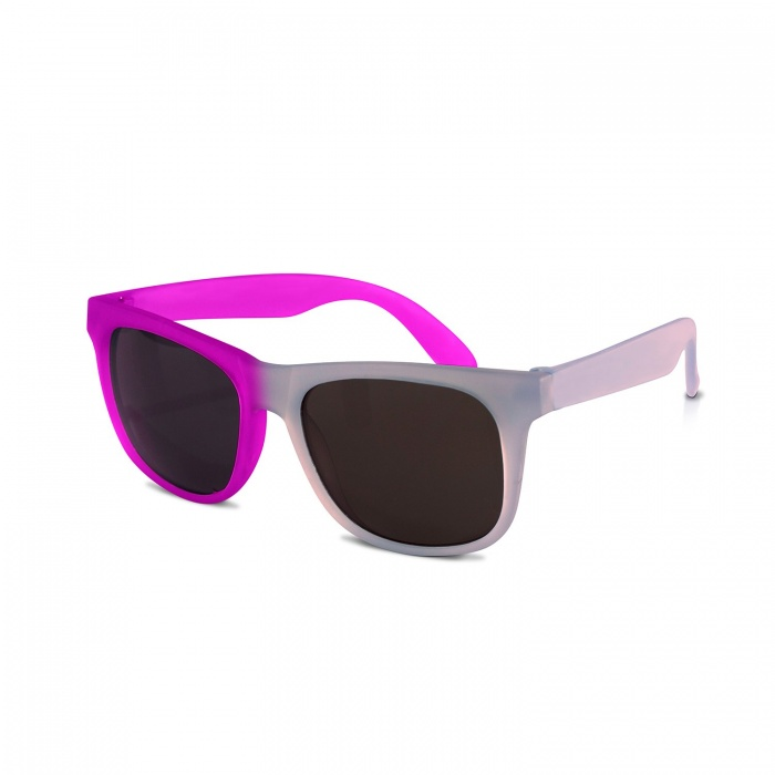 Real Shades Light Blue/Purple Switch Sunglasses for Kids 4+