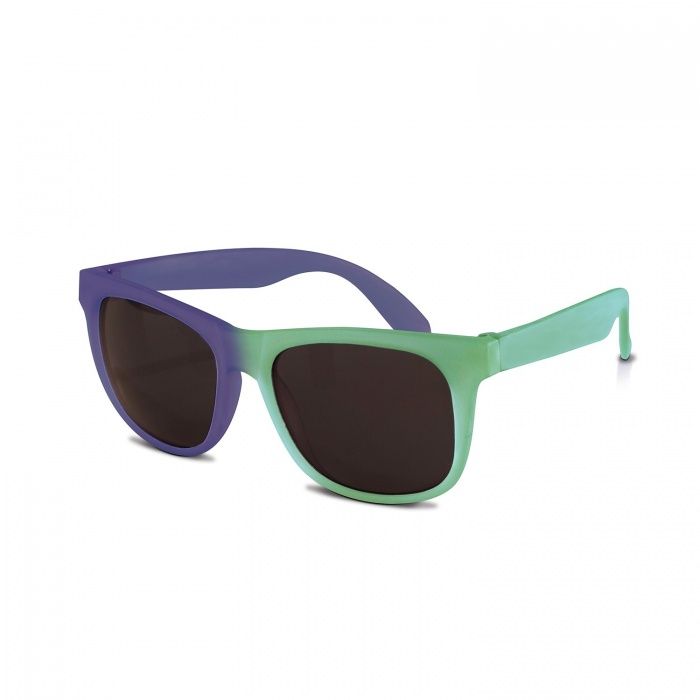Real Shades Green/Midnight Blue Switch Sunglasses for Toddlers