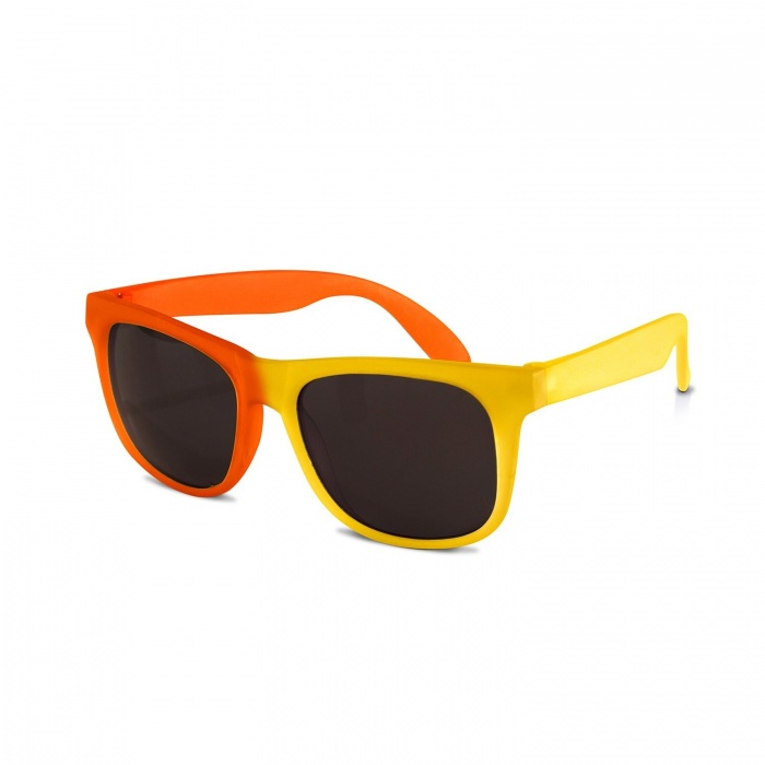 Real Shades Yellow/Orange Switch Sunglasses for Kids 4+